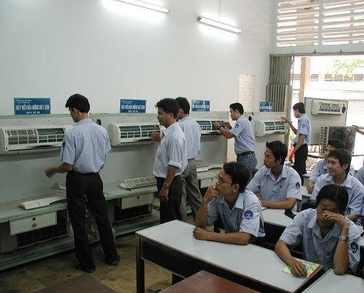 Các khóa học chính tại Dạy nghề Bách Khoa